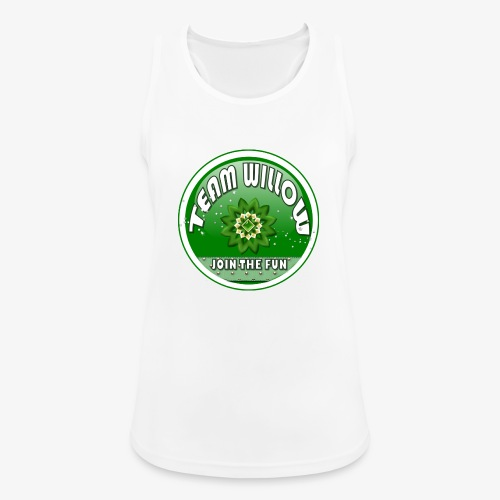 TEAM WILLOW - Women's Breathable Tank Top