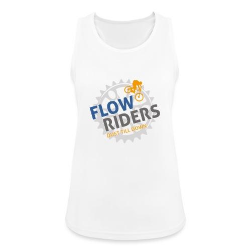 FLOWRIDERS - dust till down - Frauen Tank Top atmungsaktiv