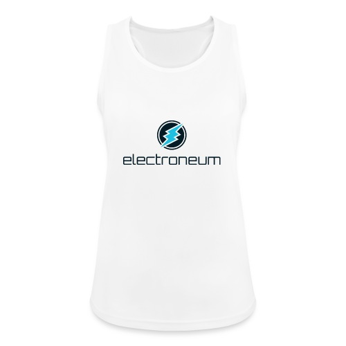 Electroneum - Women's Breathable Tank Top