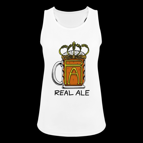 Real Ale - Women's Breathable Tank Top
