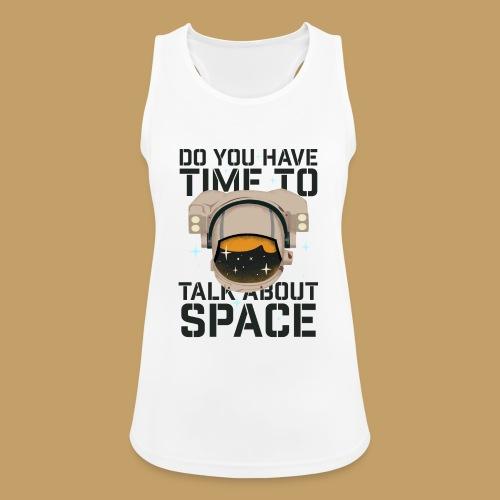 Time for Space - Tank top damski oddychający