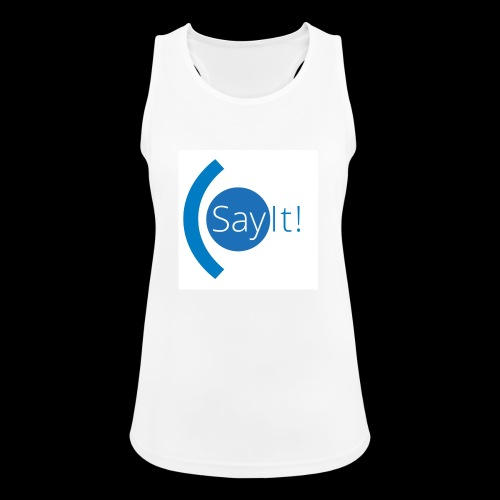 Sayit! - Women's Breathable Tank Top
