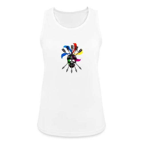 Blaky corporation - Camiseta de tirantes transpirable mujer