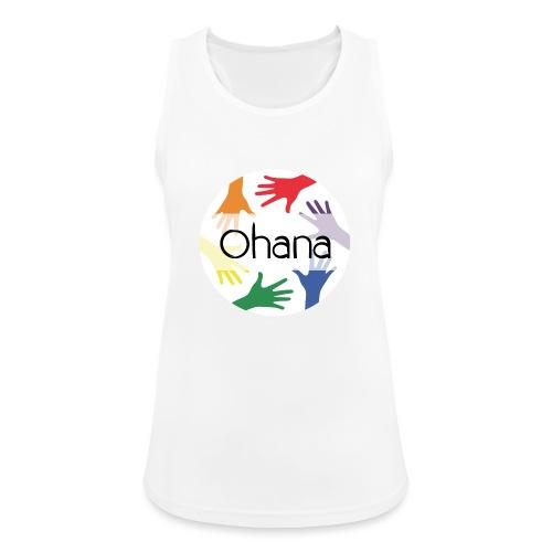 Ohana heißt Familie - Frauen Tank Top atmungsaktiv
