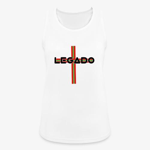 LEGADO - Camiseta de tirantes transpirable mujer