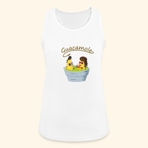 Guacamole - Camiseta de tirantes transpirable mujer