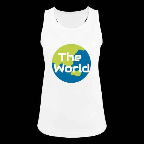 The World Earth - Dame tanktop åndbar