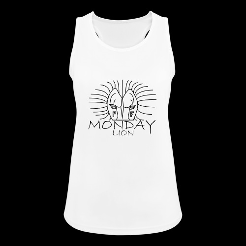 Monday - Camiseta de tirantes transpirable mujer