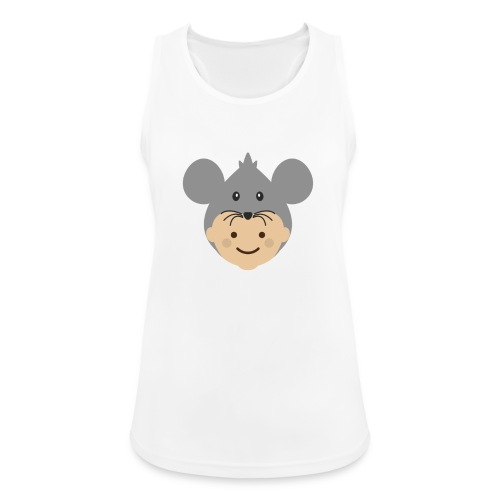 Mr Mousey | Ibbleobble - Women's Breathable Tank Top