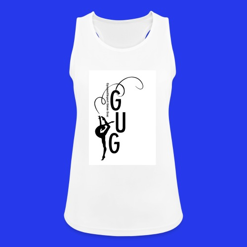 GUG Logo - Frauen Tank Top atmungsaktiv
