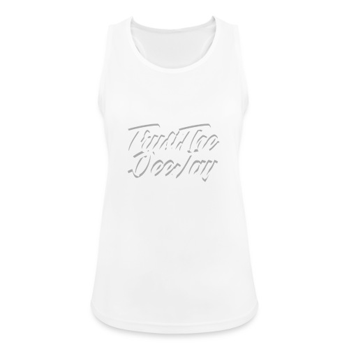 trust the dj3.png - Frauen Tank Top atmungsaktiv