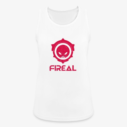Fireal Imperial Design tote bag - Women's Breathable Tank Top