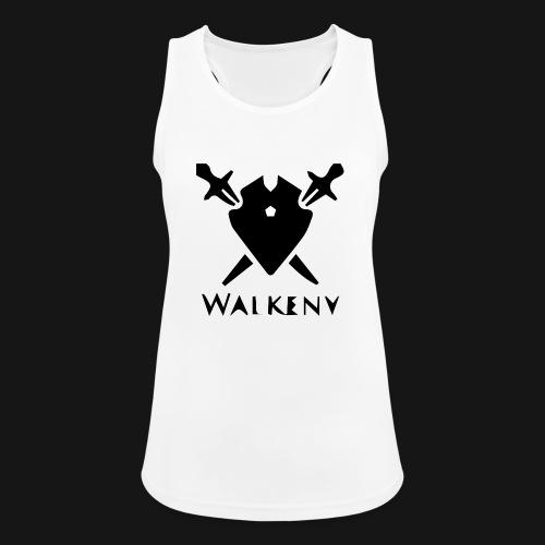Walkeny Schwert Logo! - Frauen Tank Top atmungsaktiv
