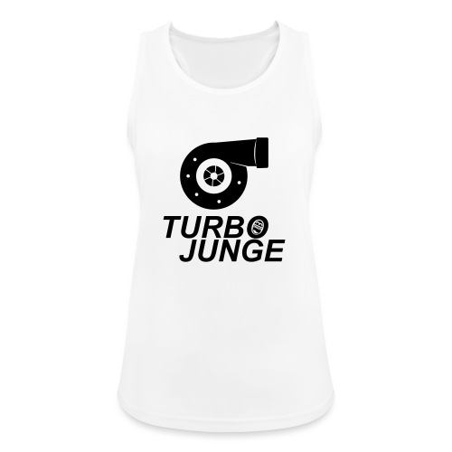 Turbojunge! - Frauen Tank Top atmungsaktiv