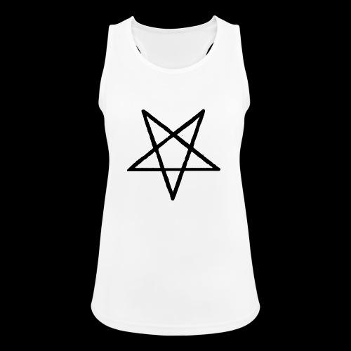 Pentagram2 png - Frauen Tank Top atmungsaktiv