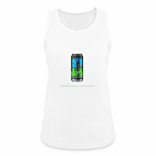 Nafta Energy Drink - Top da donna traspirante