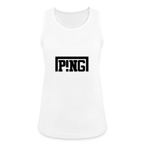 ping1 - Vrouwen tanktop ademend actief