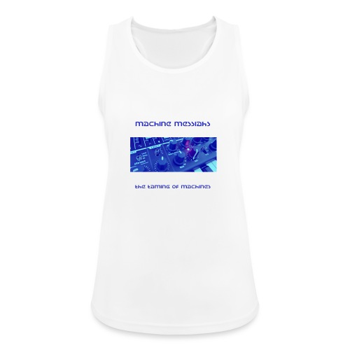 the taming of machines - Women's Breathable Tank Top