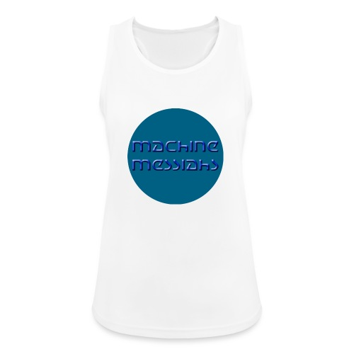 mm - button - Women's Breathable Tank Top