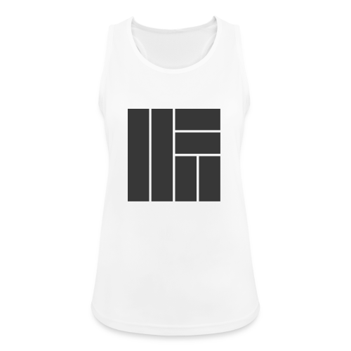 NÖRCup Black Iconic Edition - Women's Breathable Tank Top