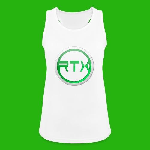 Logo SnapBack - Women's Breathable Tank Top