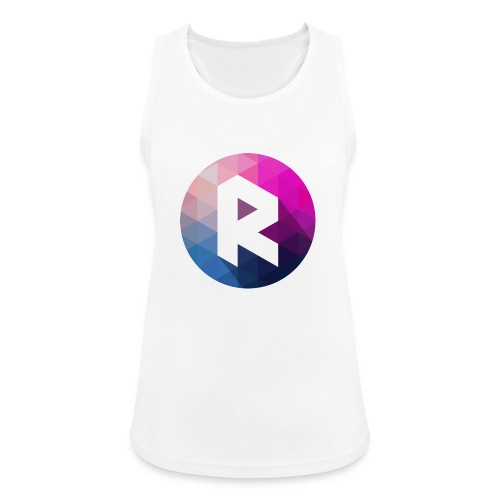 radiant logo - Women's Breathable Tank Top