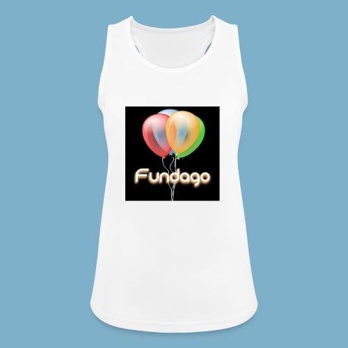 Fundago Ballon - Frauen Tank Top atmungsaktiv