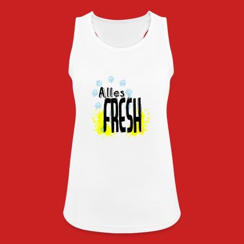 Alles Fresh / Frisch Sommer Eis - Frauen Tank Top atmungsaktiv