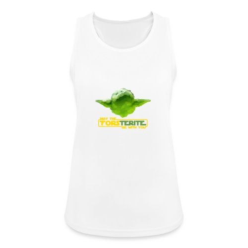 Forsterite force - Camiseta de tirantes transpirable mujer