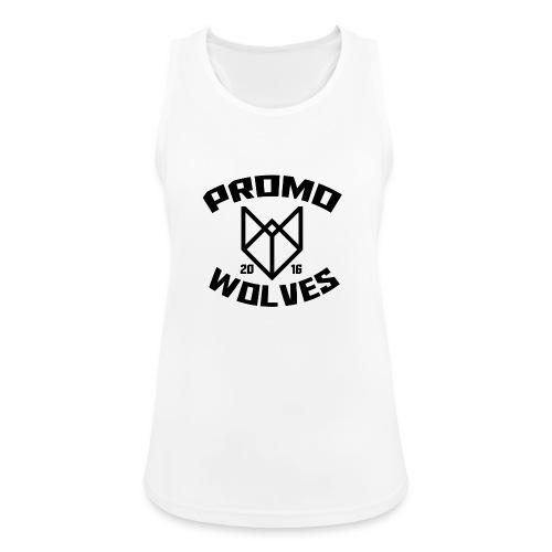 Big Promowolves longsleev - Vrouwen tanktop ademend