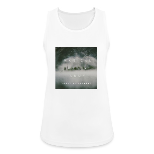 MAGICAL GYPSY ARMY SPELL - Women's Breathable Tank Top