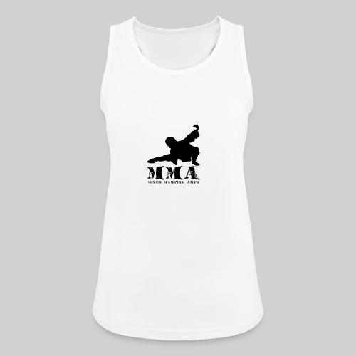 MMA Master - Frauen Tank Top atmungsaktiv