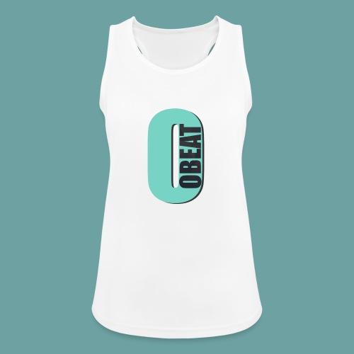 OBeat Logo O - Vrouwen tanktop ademend