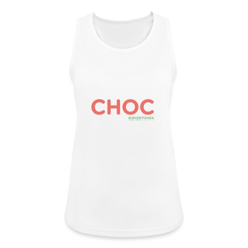 CHOC - Top da donna traspirante