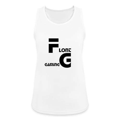 Flont Gaming merchandise - Vrouwen tanktop ademend