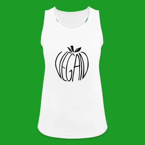 Vegan Apple - Débardeur respirant Femme