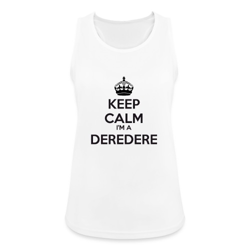 Deredere keep calm - Women's Breathable Tank Top