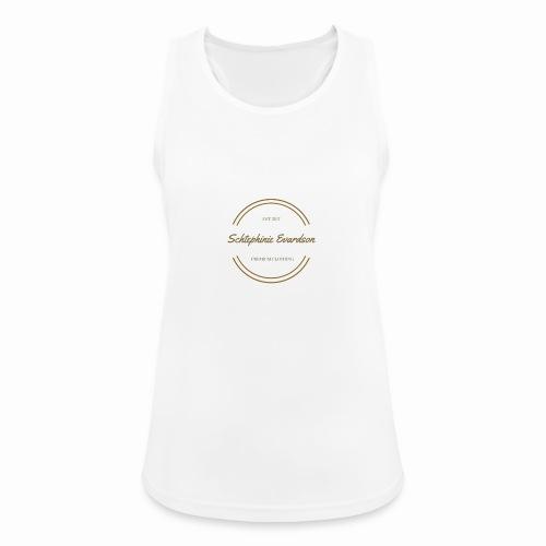 Schtephinie Evardson Premium Range - Women's Breathable Tank Top