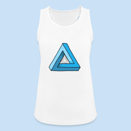 Triangular - Frauen Tank Top atmungsaktiv