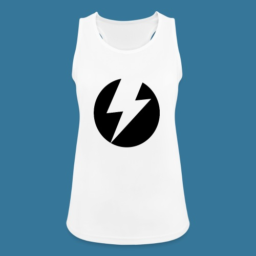 BlueSparks - Inverted - Women's Breathable Tank Top