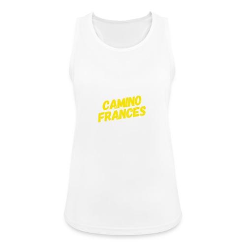 Camino Frances - Frauen Tank Top atmungsaktiv