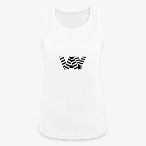 VAY - Frauen Tank Top atmungsaktiv