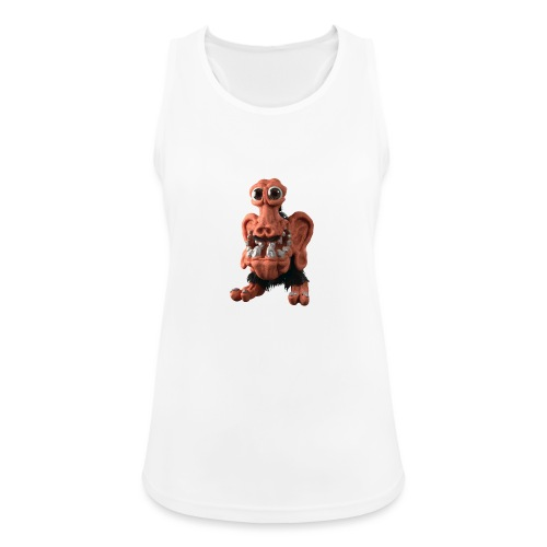 Very positive monster - Women's Breathable Tank Top