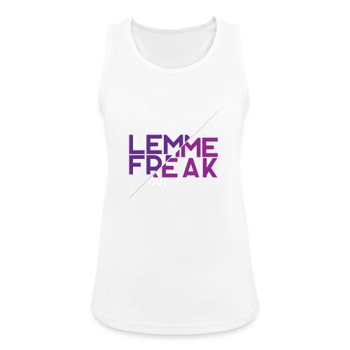 Lemme Freak - Frauen Tank Top atmungsaktiv
