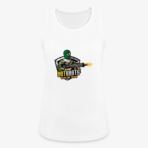 OutKasts [OKT] Logo 1 - Women's Breathable Tank Top