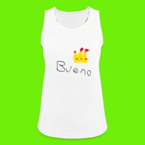 King Bueno Classic Merch - Women's Breathable Tank Top