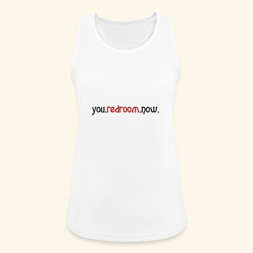 you redroom now - Women's Breathable Tank Top