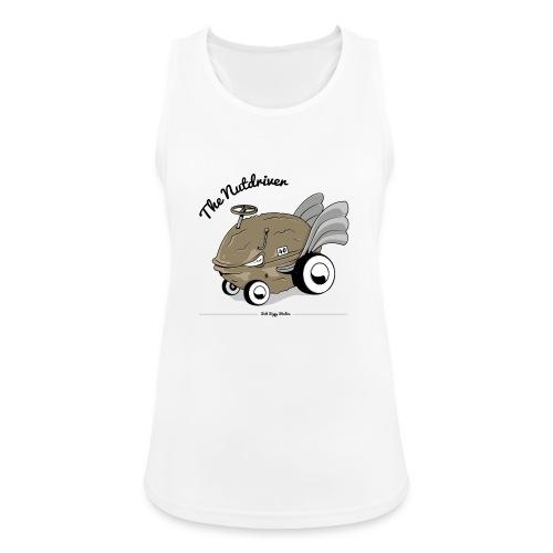 Nutdriver - Frauen Tank Top atmungsaktiv