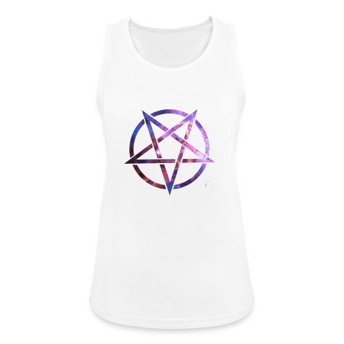 Cosmic Pentagramm - Women's Breathable Tank Top