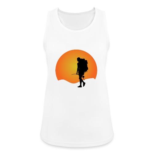 Capoeira me venceu - Women's Breathable Tank Top